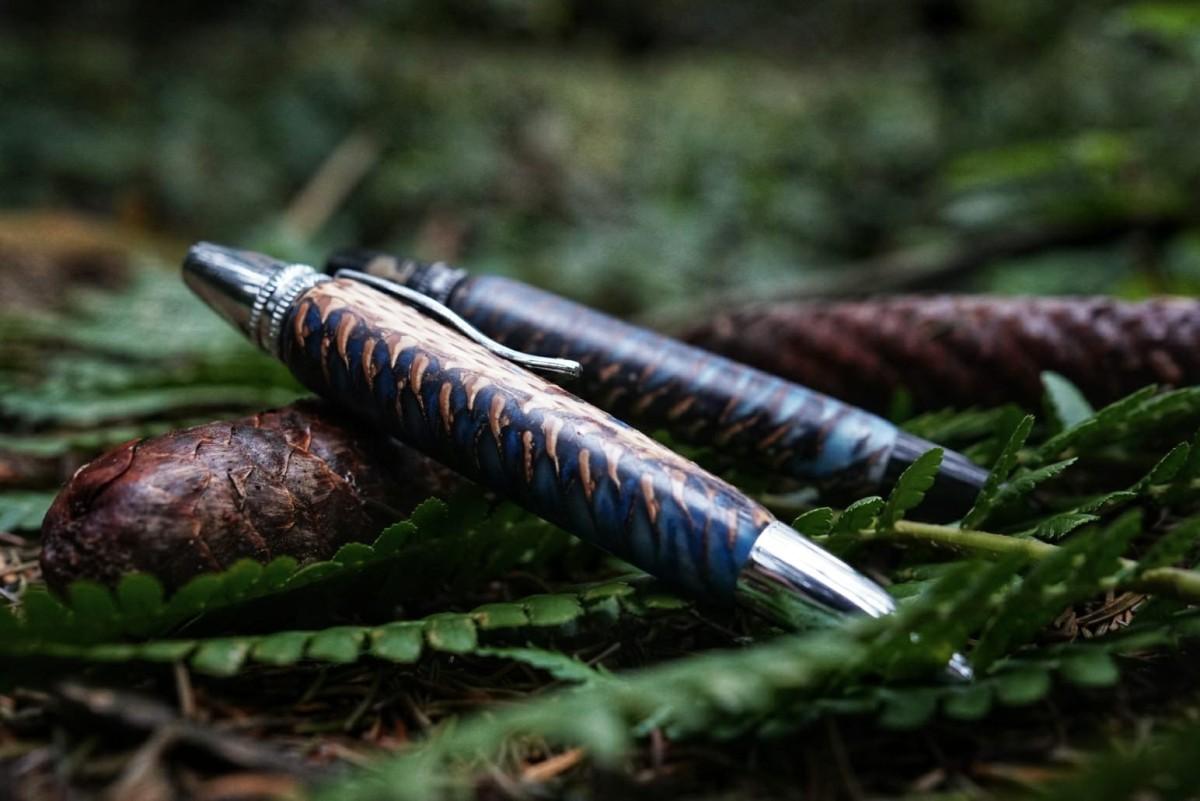 Des stylos artisanaux et solidaires